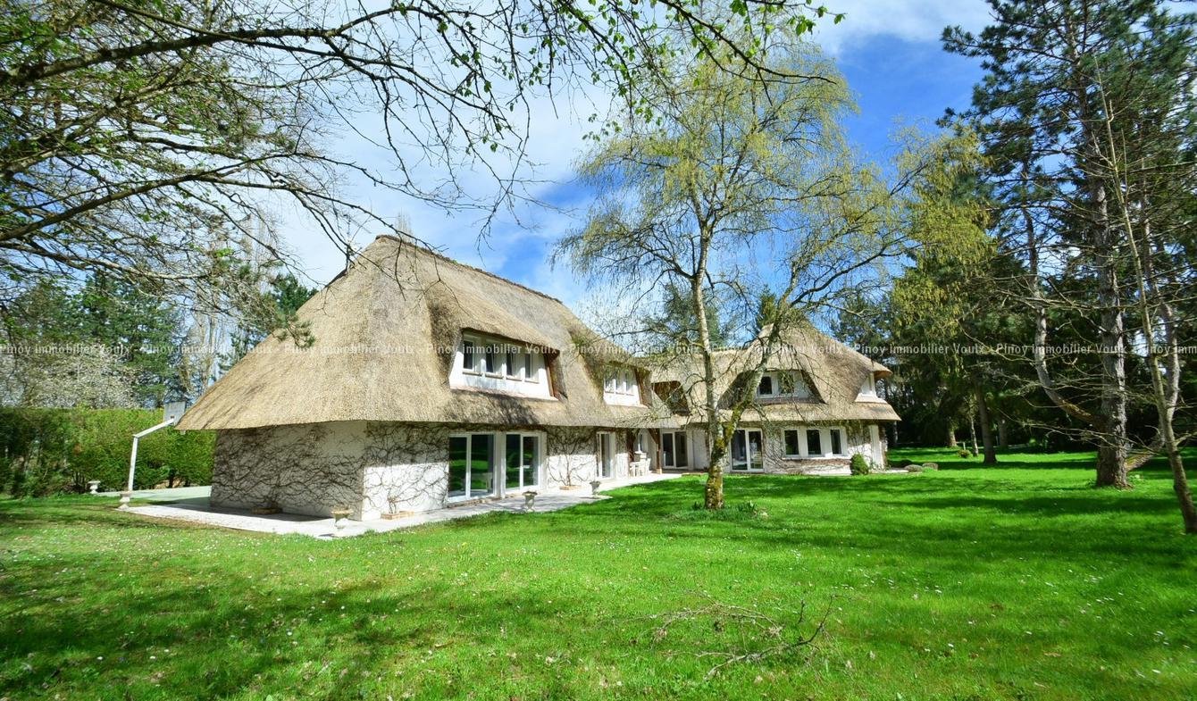 Extension Maison Piscine Couverte vente maison de luxe fontainebleau | 650 000 € | 700 m²