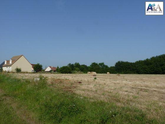 Vente terrain 1135 m2
