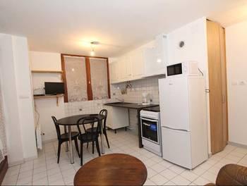 Appartement meublé 2 pièces 26 m2