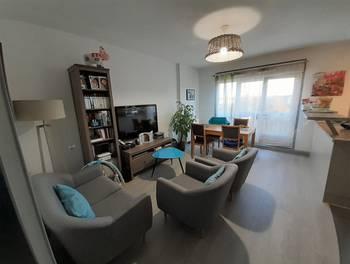 Appartement 3 pièces 65,56 m2