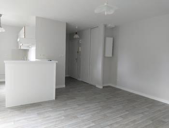 Appartement 2 pièces 47,77 m2