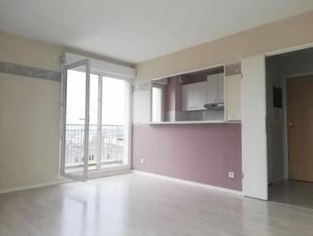 Appartement 3 pièces 52,22 m2