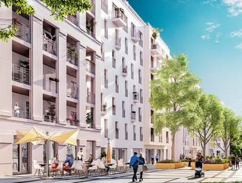 Appartement 3 pièces 57,84 m2