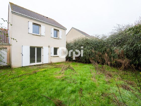 Vente maison 4 pièces 83,05 m2