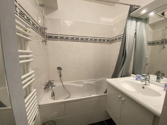 Location appartement meublé 3 pièces 66,11 m2