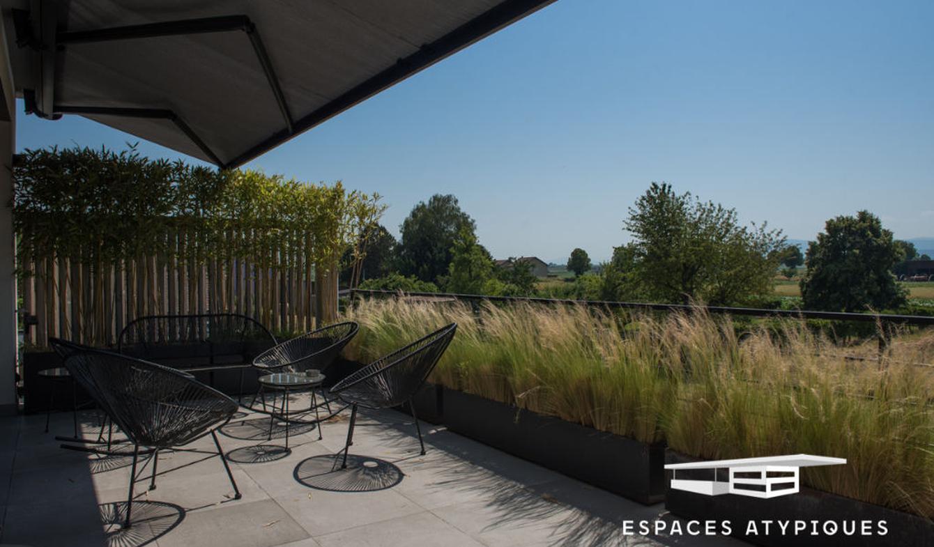 Apartment with terrace Duppigheim
