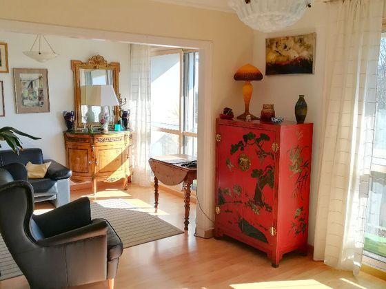 vente Appartement 4 pièces 80 m2 Brest
