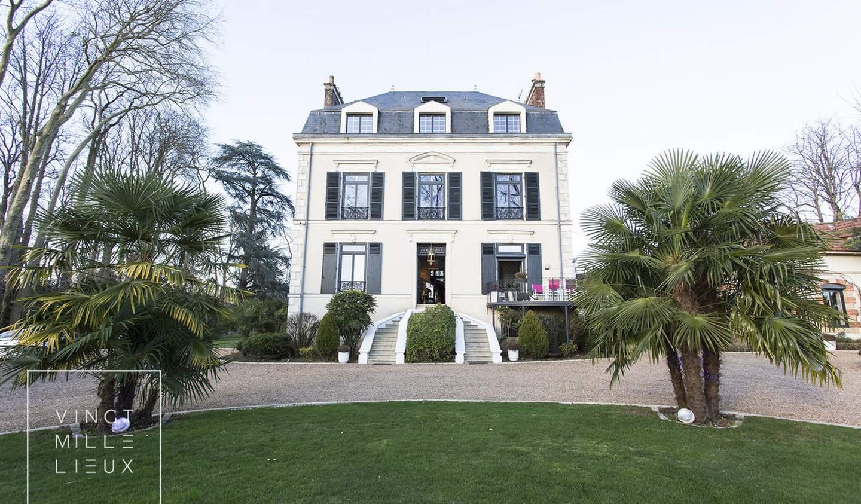Hôtel particulier Saint-Pavace