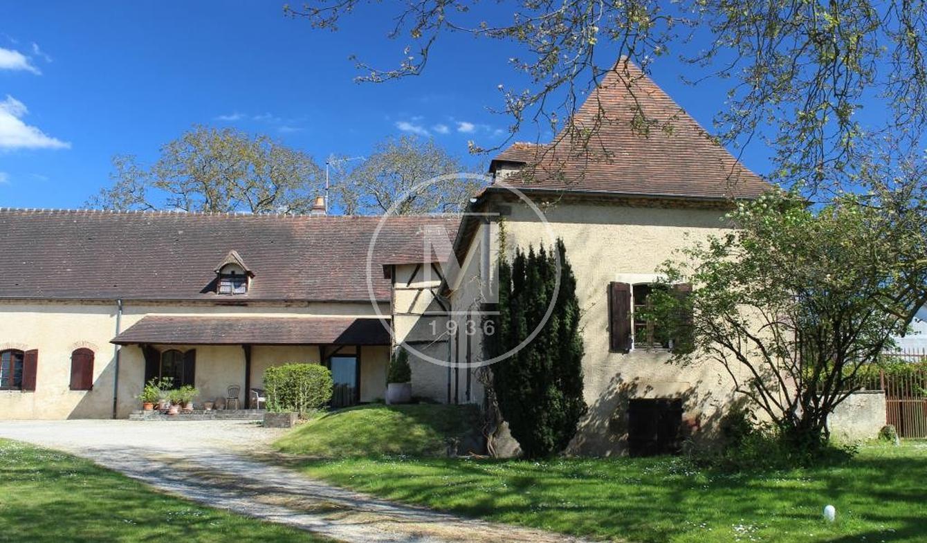 Maison avec piscine Moulins