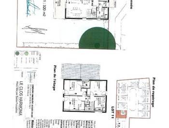 Maison 4 pièces 86,3 m2