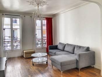 Appartement meublé 2 pièces 51,07 m2
