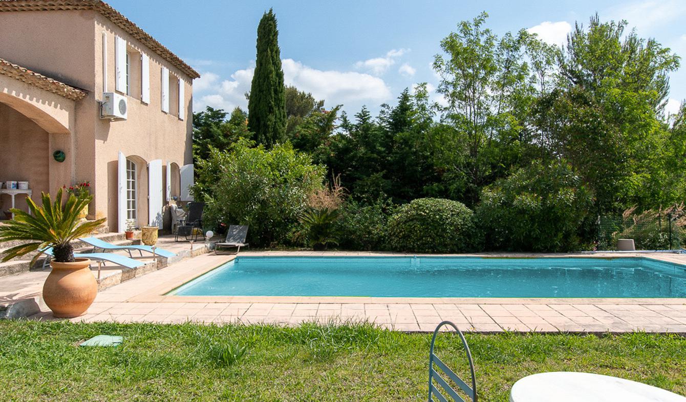 Maison avec piscine et terrasse Cassis