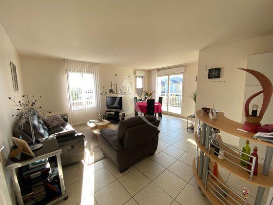 Vente appartement 3 pièces 60,84 m2
