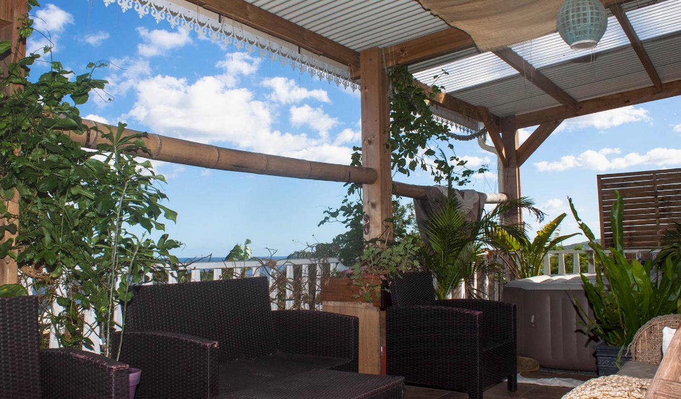 Maison avec terrasse La Chaloupe