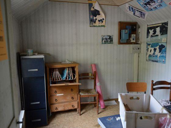 Vente maison 2 pièces 23,41 m2