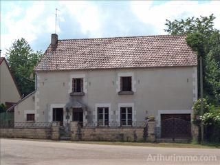Maison Donzy (58220)