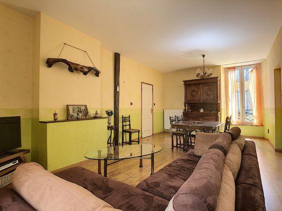 Vente appartement 4 pièces 121,21 m2