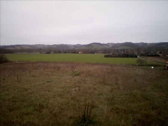 Vente terrain 2476 m2
