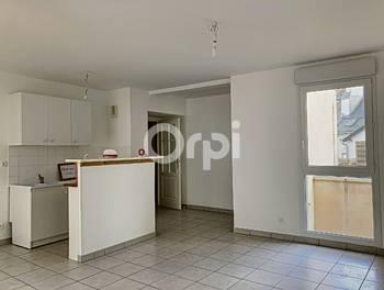 Appartement 2 pièces 52,21 m2