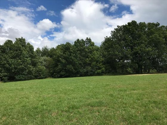 Vente terrain 1622 m2