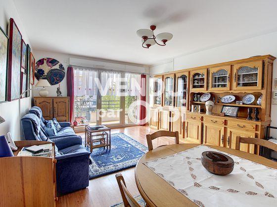 Vente appartement 3 pièces 70,45 m2