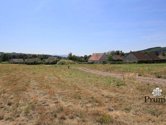 Vente terrain 446 m2