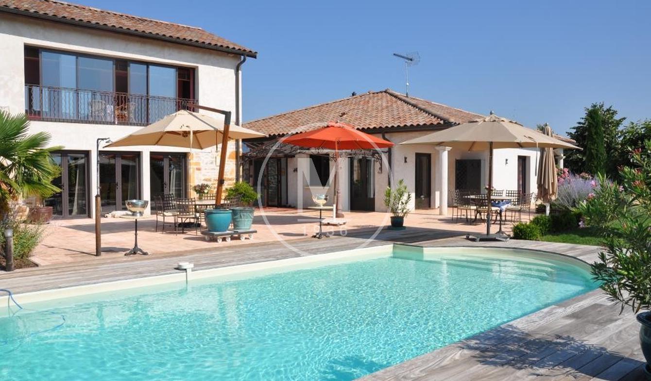 Propriété avec piscine Villefranche-sur-saone