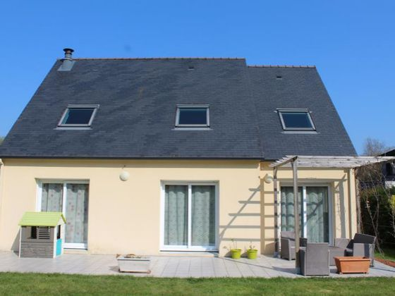 Vente maison 7 pièces 122,69 m2
