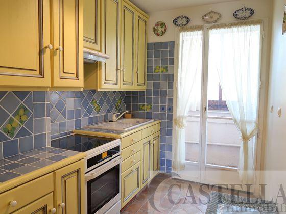 Vente appartement 3 pièces 59,24 m2
