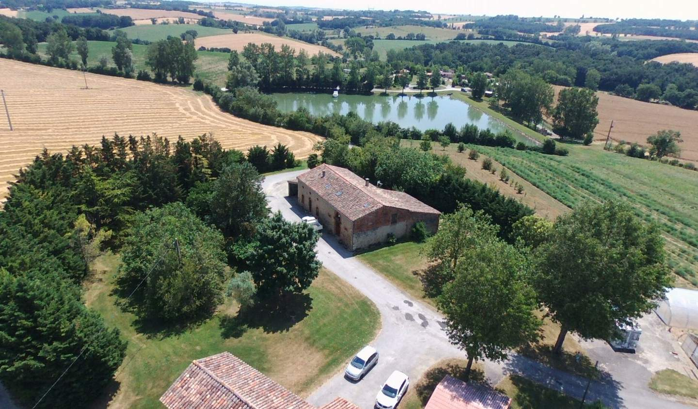 Property with pool Toulouse