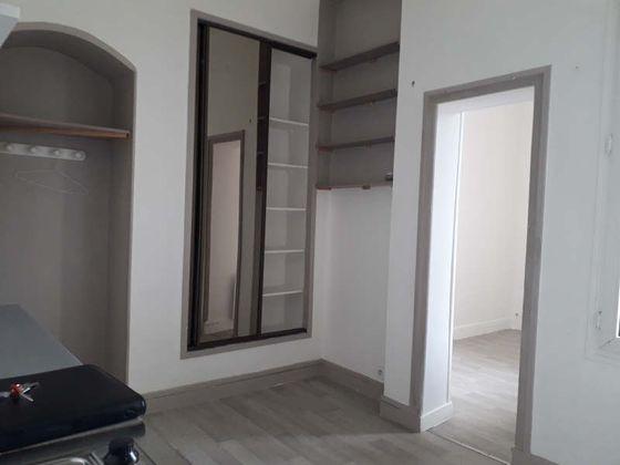 Location appartement 2 pièces 16,54 m2
