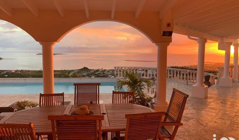 Maison avec piscine et terrasse Saint-Martin