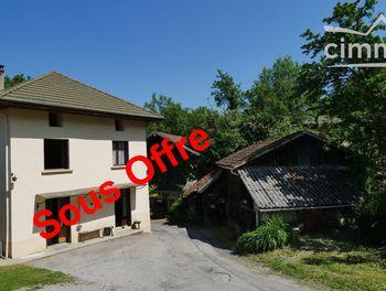 maison à La Chapelle-du-Bard (38)