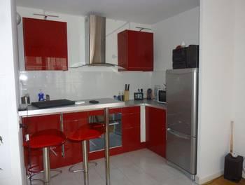 Appartement meublé 2 pièces 42,7 m2