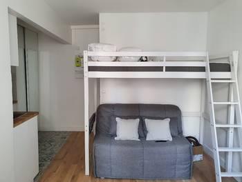 Studio meublé 18,26 m2