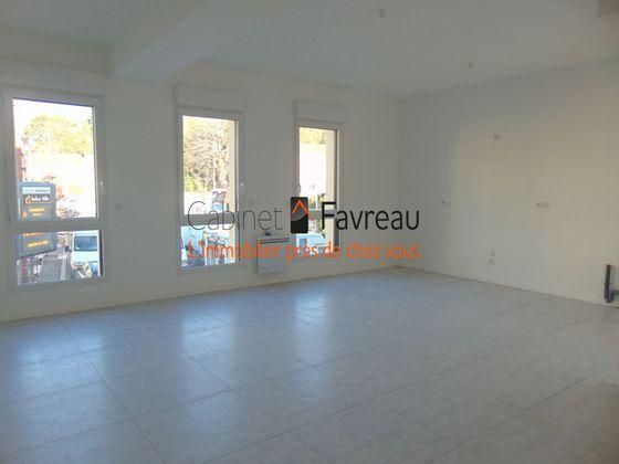 Vente appartement 2 pièces 50,98 m2