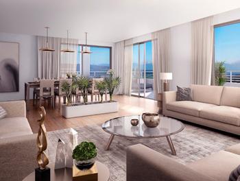 Appartement 4 pièces 102,8 m2