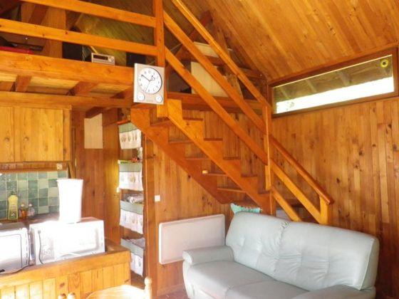 Vente chalet 3 pièces 26 m2