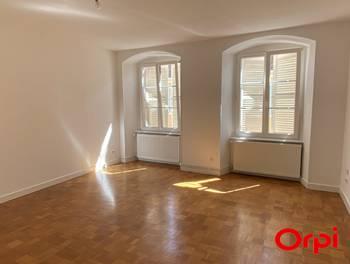 Appartement 4 pièces 116,84 m2