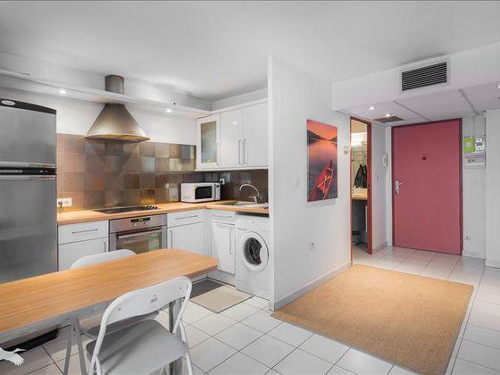 vente Appartement 2 pièces 39 m2 Montpellier