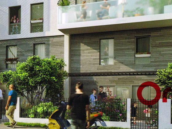 Vente maison 3 pièces 60,86 m2