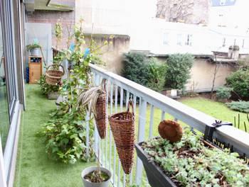 Appartement 2 pièces 58,01 m2