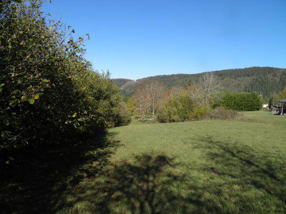 Vente terrain 1645 m2