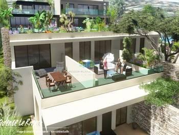 Appartement 3 pièces 76,05 m2