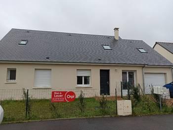 Maison 6 pièces 123,88 m2