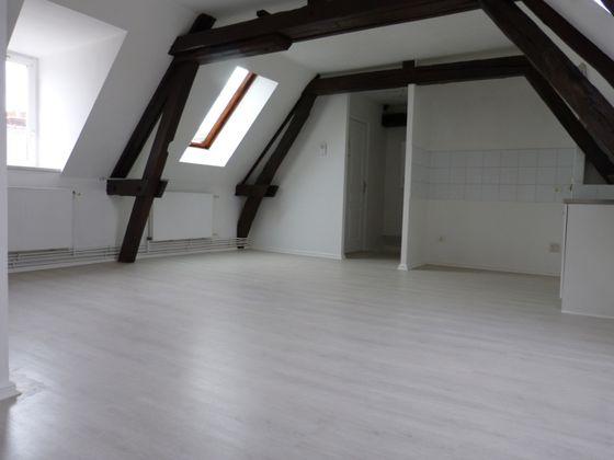Vente appartement 2 pièces 40,51 m2
