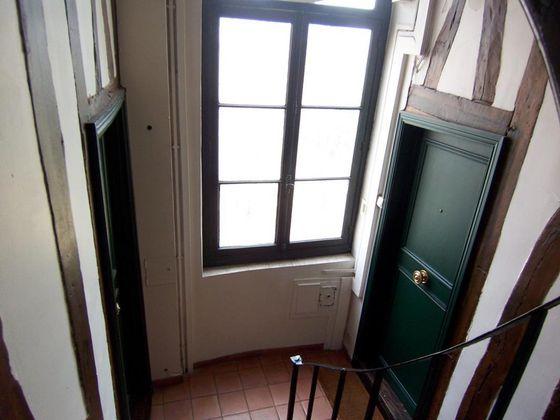 Vente duplex 3 pièces 61 m2