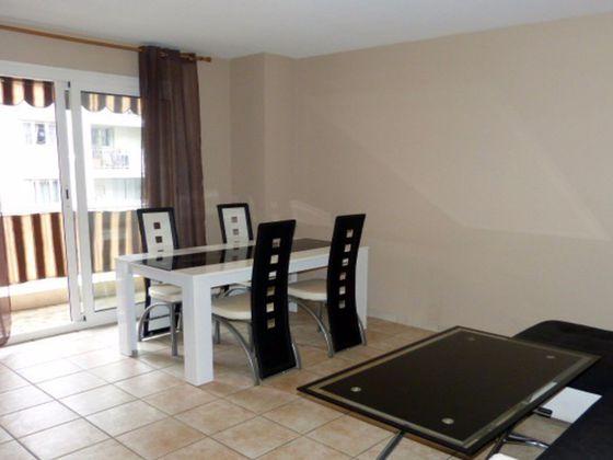 vente Appartement 2 pièces 41 m2 Nice
