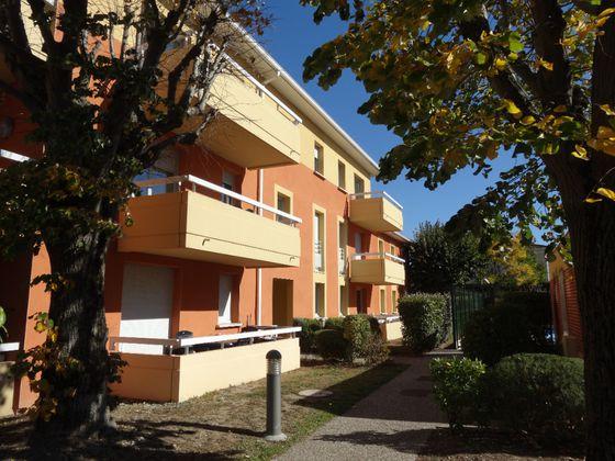 Location appartement 2 pièces 41,32 m2