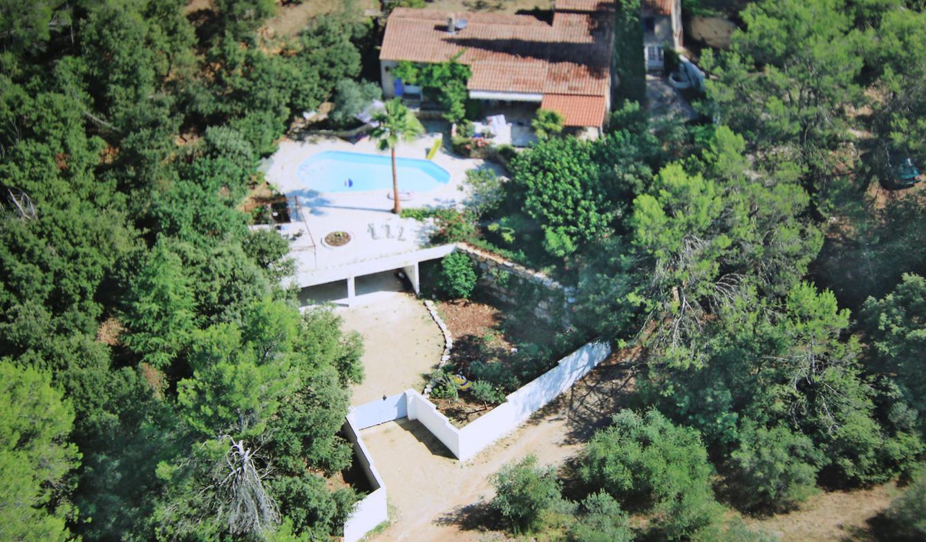 Villa with pool and terrace Les Arcs
